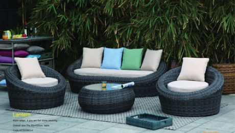 Rattan-furniture