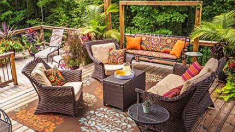 Outdoor-furniture-choices