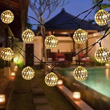 چراغ های حبابی